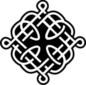 Exhibit C: Celtic knot by Liz Jeal
