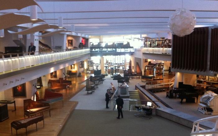 berlin museum inside