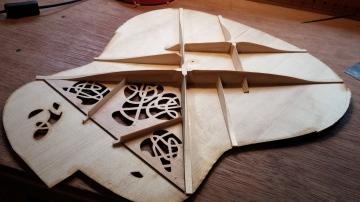 Carolan's soundboard bracings