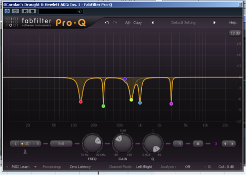 The first stage of EQ
