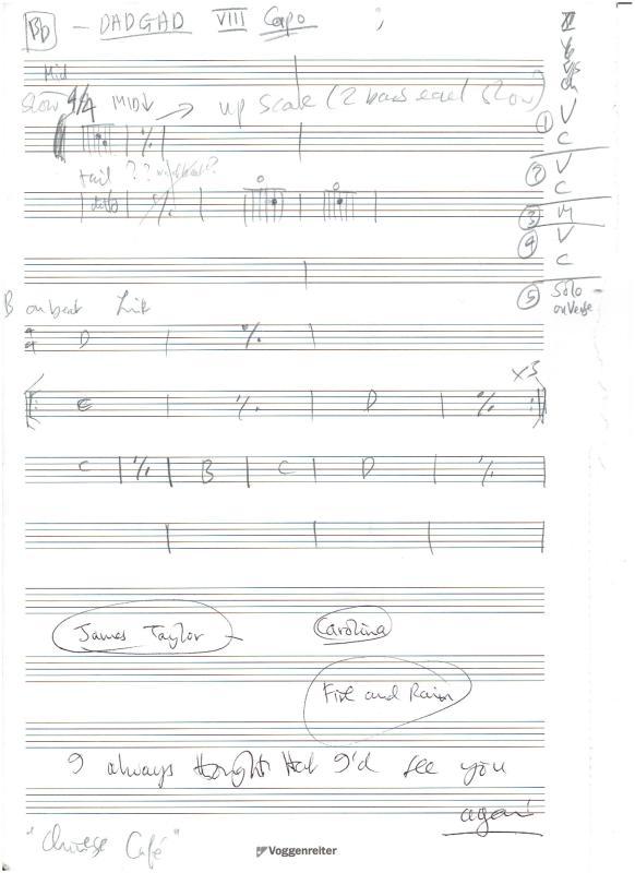 Landmarks chord sketch