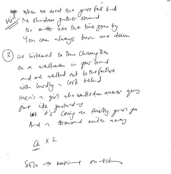 Landmarks lyrics 2